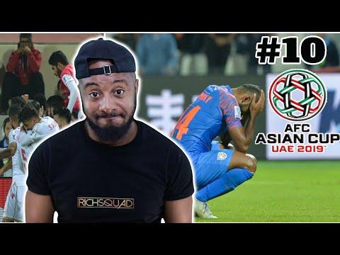 India 0-1 Bahrain   Thailand 1-1 UAE   Asian Cup Day #10