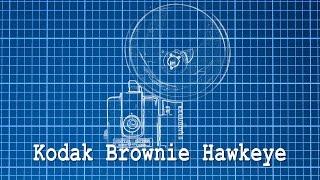 Kodak Brownie Hawkeye Flash Model Review | This Old Camera #08