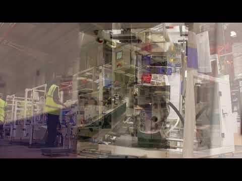 Lube Cube Filling | FUCHS UK Investment - YouTube