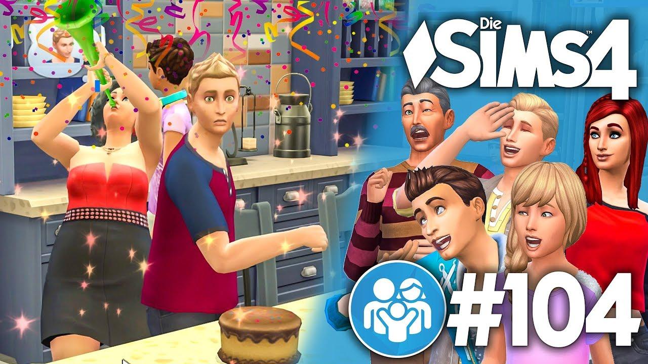 Die sims 4 gaumenfreuden release showcase restaurant gameplay pack - Warrens Geburtstag Let S Play Die Sims 4 Elternfreuden 104 Deutsch
