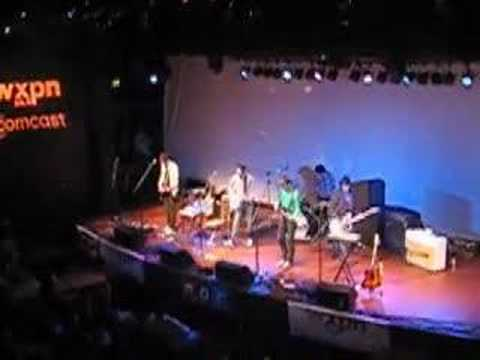 """Illinois - """"Oh Asia"""" (Live at WXPN Free At Noon)"""