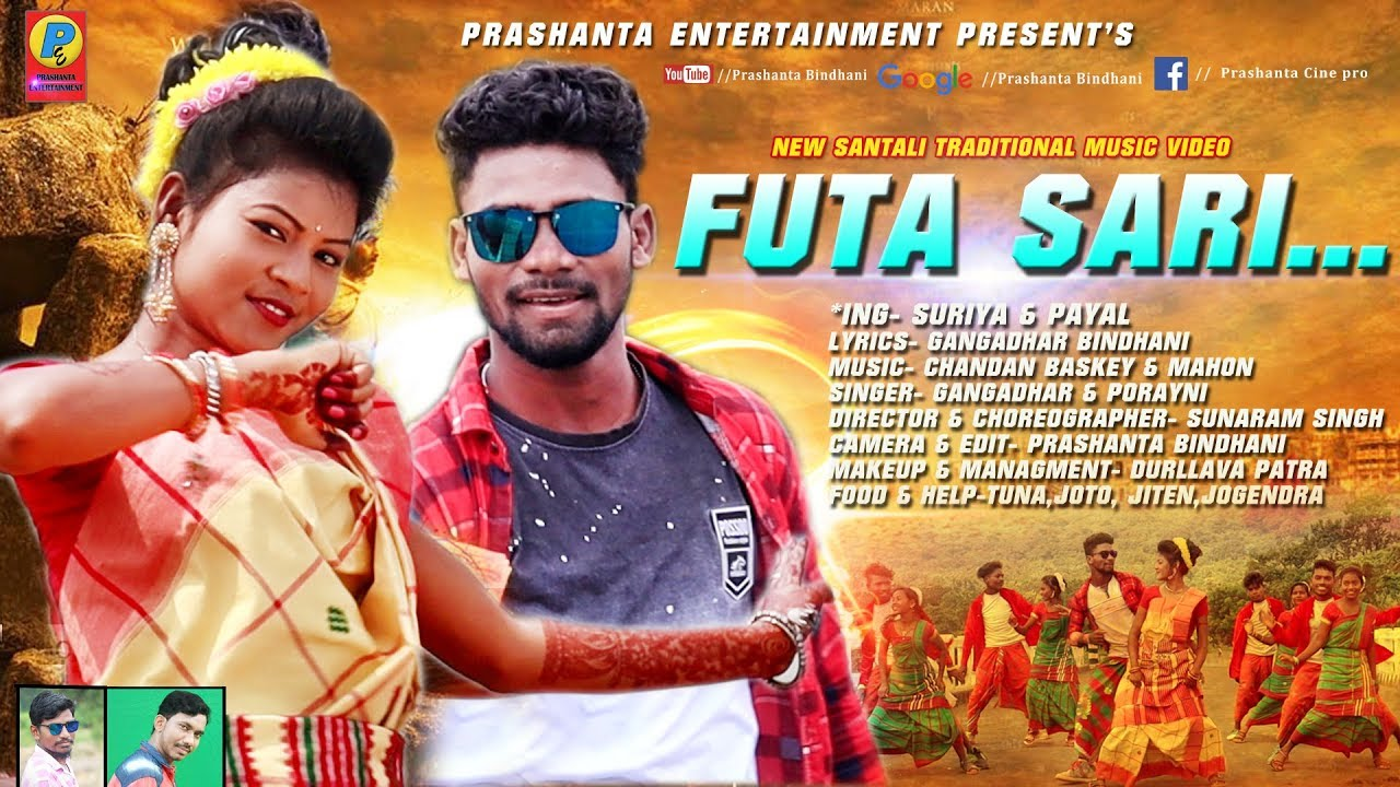 New Santali Traditional Song FUTA SARI Full Video 2019