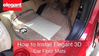 3d Car Floor Mats | Car Foot Mats Online | Anti Skid Floor Mats
