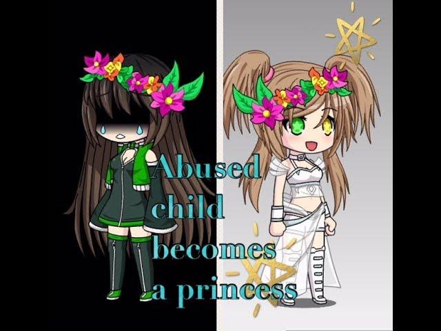 The abused child becomes a princess/ Gacha Studio