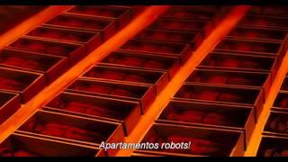 Moloch by Allen Ginsberg. Spanish subtitles