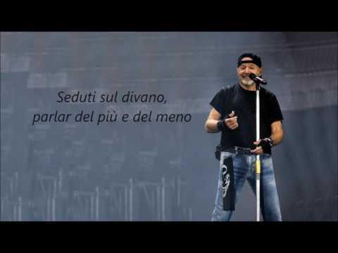 (Testo) Vasco Rossi - Come nelle favole (cover di Elia Ferretti)