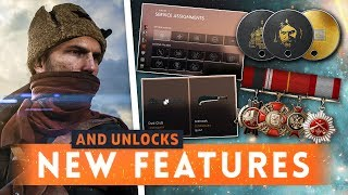 ► OPERATION IN SERVER BROWSER: IT FINALLY HAPPENED! - Battlefield 1 October Patch Notes New Features