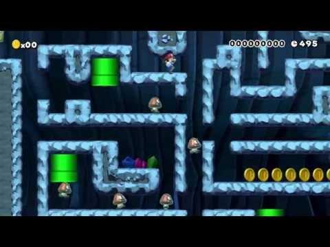 Super Mairo Maker - Where am I? by Meggie - No Commentary 1AB