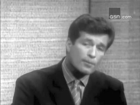 What's My Line?  Hugh O' Brian; PANEL: Gene Rayburn, Phyllis Newman Aug 27, 1967
