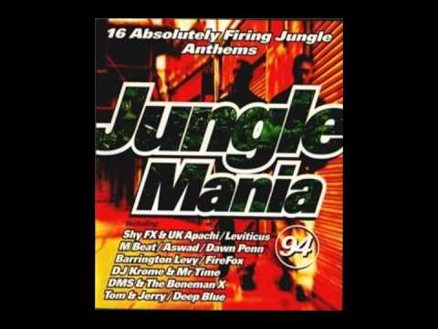 Jungle Mania Unmixed (1994)