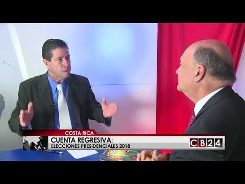 Costa Rica Decide: Rodolfo Piza, candidato presidencial por Partido Unidad Social Cristiana