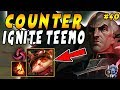 How to BEAT HoB Ignite Teemo EASILY | Counter Bully with Swain TOP | Iron IV to Diamond Ep #40