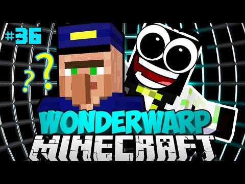 KNASTAUSBRUCH XXL?! - Minecraft Wonderwarp #36 [Deutsch/HD]