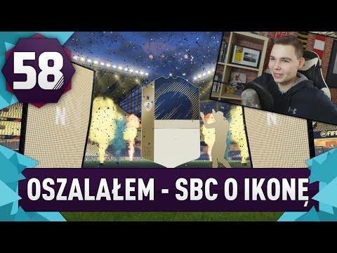 Oszalałem - SBC o IKONĘ! - FIFA 18 Ultimate Team [#58]