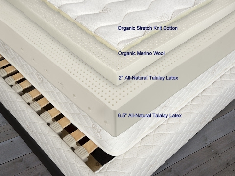 Organic Latex Mattress Topper Queen Uk