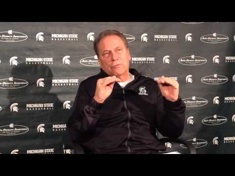 Tom Izzo breaks down 2016 recruiting class