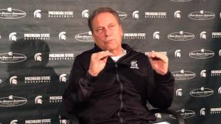 Tom Izzo breaks down 2016 recruiting class