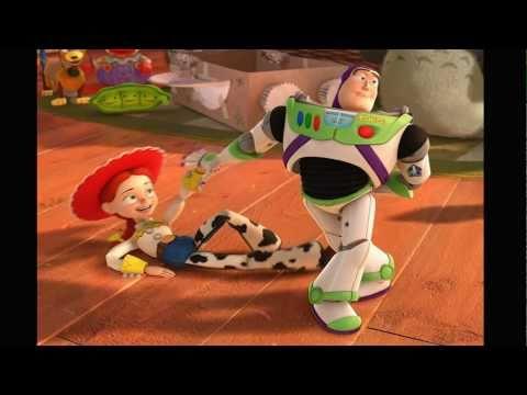TOY STORY 3: HD Buzz & Jessie Dance