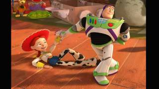 TOY STORY 3: HD Buzz & Jessie Dance(Please be sure to leave a