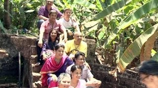 Visit To Actual Location Of The Movie Kaksparsh Along With The Cast And Crew - Marathi News