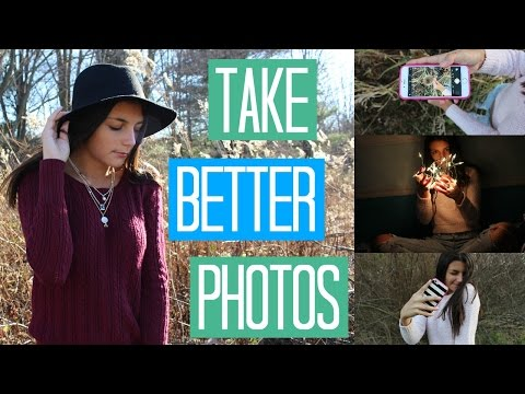 10 Life Hacks & Tips to Take Better Instagram Pictures | Photography Tricks!