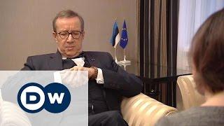 Президент Эстонии: Если ваш сосед Россия, то вы можете быть либо вассалом, либо врагом