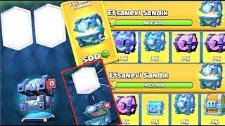 6 EFSANEVİ SANDIK  +  7 EFSO KART  =  ÇILGINLIK !!!