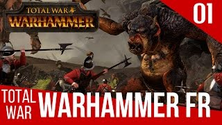 [FR] Total War: Warhammer Gameplay – Campagne Empire Ép. 1