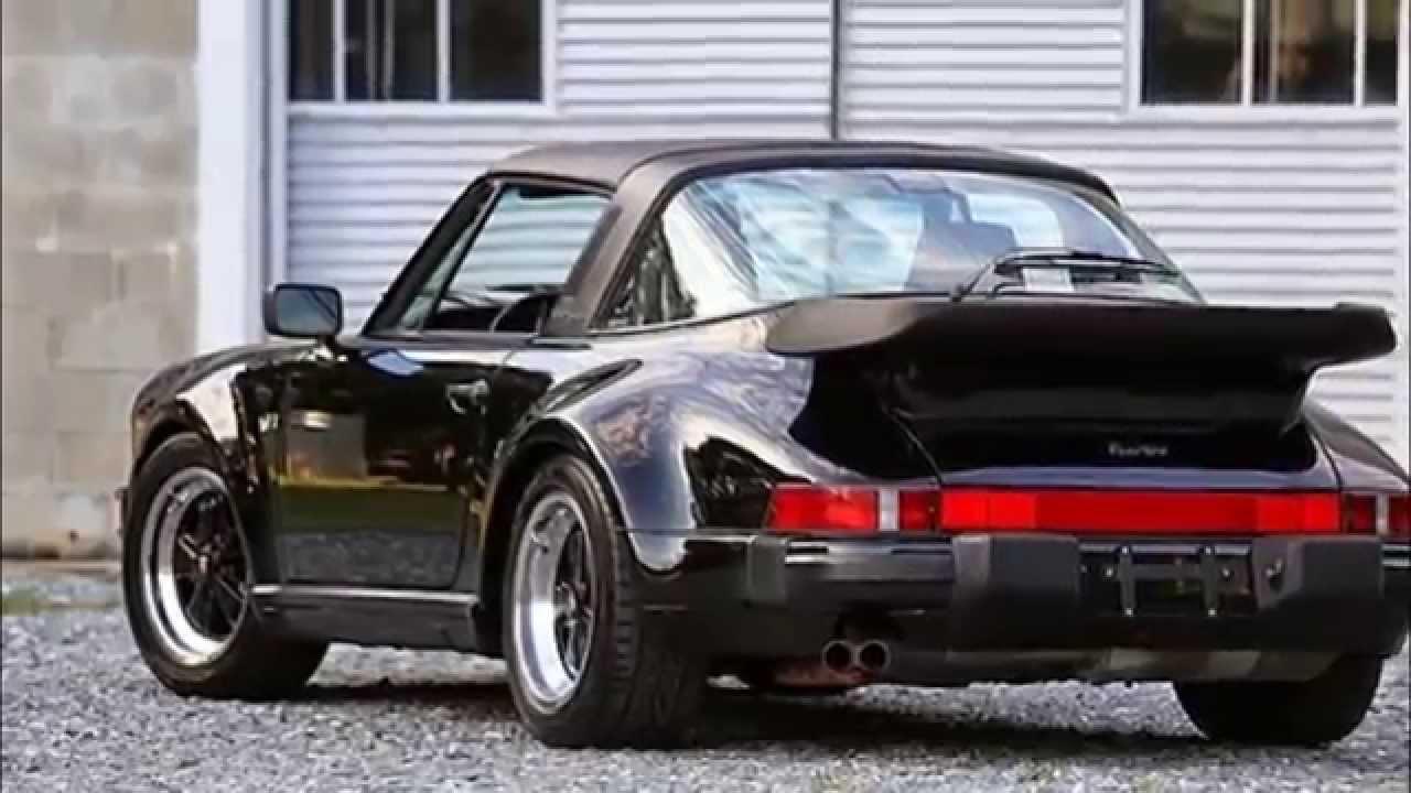 1988 Porsche 930 Turbo Targa 282 Hp Youtube