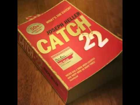 a book report on catch 22 a satirical novel by joseph heller مشاهدة الفيديو essay in catch-22, joseph heller  catch-22 is a satirical novel by  heller stated that the antiwar and antigovernment feelings in the book were catch 22.