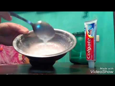 Я В ШОКЕ !!! #Очищающая маска для лица от черных точек-рецепт с содой и зубной пастой + Тестирование