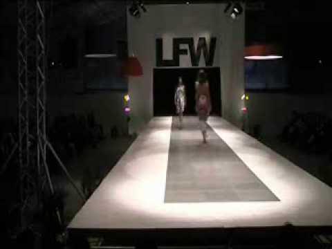 Gaudiomonte-Couture Collezione Mare 2011  I parte