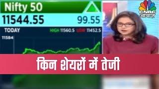 किन शेयरों में तेजी, किन शेयरों में मंदी   Akhiri Sauda   28 March 2019