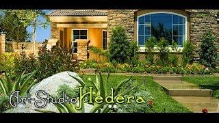 1 вариант озеленения сада и ландшафтного дизайна от студии Хедера(Один из вариантов озеленения участка до 10 соток в Киеве от студии Хедера (Art-studio Hedera). http://hedera.com.ua Дополнител..., 2015-07-11T15:21:28.000Z)