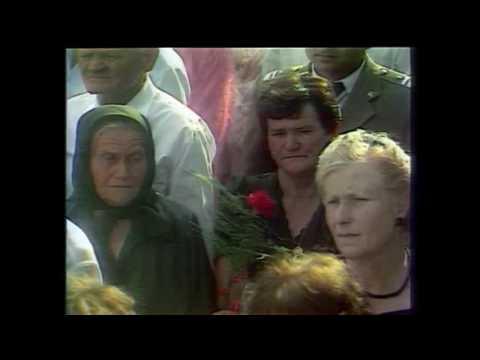 Kádár János temetése