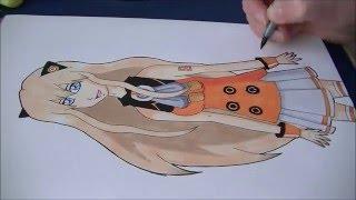How I draw SeeU