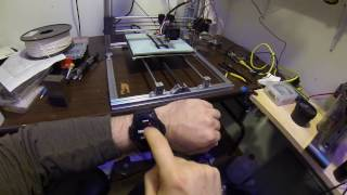 Android Wear 3D Printer control & monitoring, OctoPi, Printoid Wear, IP Cam Viewer Wear