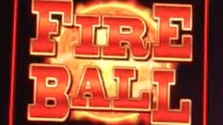 Fireball - MAX BET ✦LIVE PLAY✦ Slot Machine at Cosmo in Las Vegas