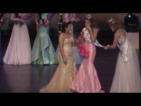 Kenzie Goode is Crowned Miss NH's Outstanding Teen 2017