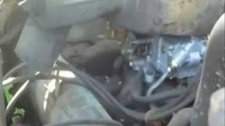 Cold start F700 dumptruck
