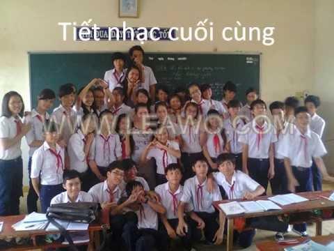 Lớp 9/1 trường THCS Huỳnh Văn Nghệ niên khóa 2012-2013