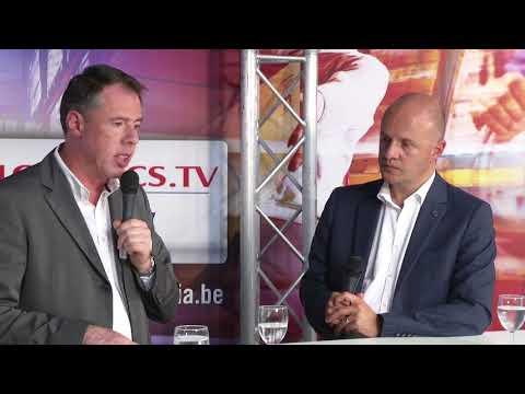 Transport & Logistics Antwerpen 2017: Multimodaal Vlaanderen