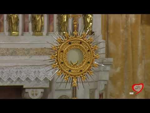 Con il Dio della Vita... Adorazione Eucaristica - 13 febbraio 2020