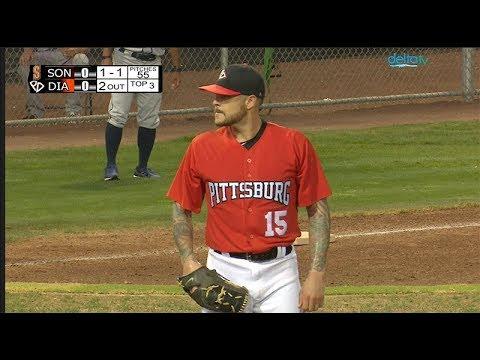 Pittsburg Diamonds vs Sonoma Stompers pro Baseball August 31, 2017