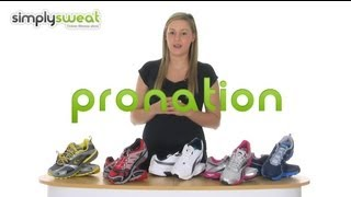 Pronation Explained: Choosing the Correct Running Shoe - www.simplysweat.com