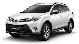 Замена лобового стекла на Toyota RAV4 в Казани.