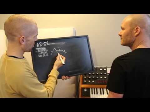 In The Studio with Dada Life #6 - How To Use A Synthesizer (Part 2)