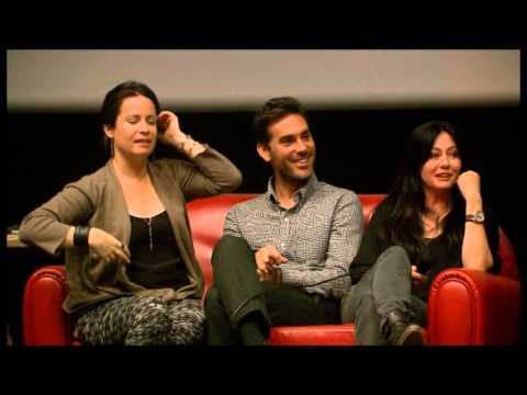 Charmed Paris 2014  Shannen, Drew, Wes and Dorian Part02