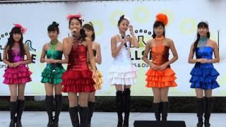 仙台のご当地アイドル!みちのく仙台ORI☆姫隊LIVE/ 錦ヶ丘アウトレット...