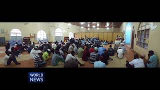 Gambia Ahmadi Muslims in training event